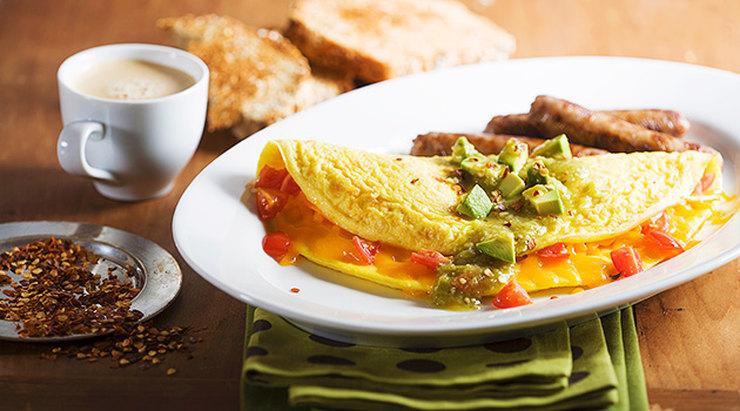 Завтрак улучшает сердечное здоровье