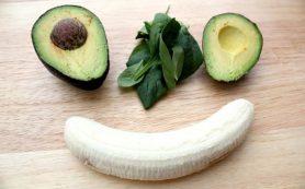 Инфаркт можно избежать если употреблять банан и авокадо