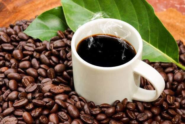 Кофе с кофеином помогает сосудам работать эффективно