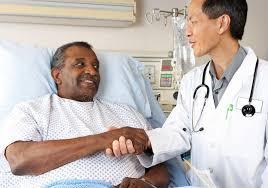 О чём следует знать, собираясь навестить больного?