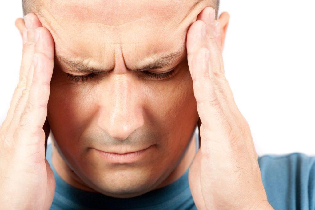 Головокружение как симптом ВСД