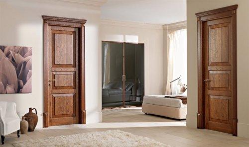 Особенности выбора филёнчатых дверей. Роль фурнитуры