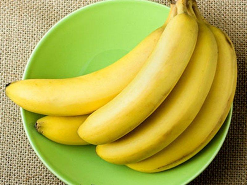 Ученые: бананы защищают от опасной патологии сосудов