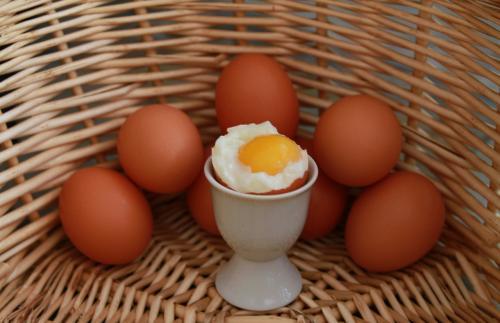 Яйцо способно сохранить сердце и сосуды здоровыми