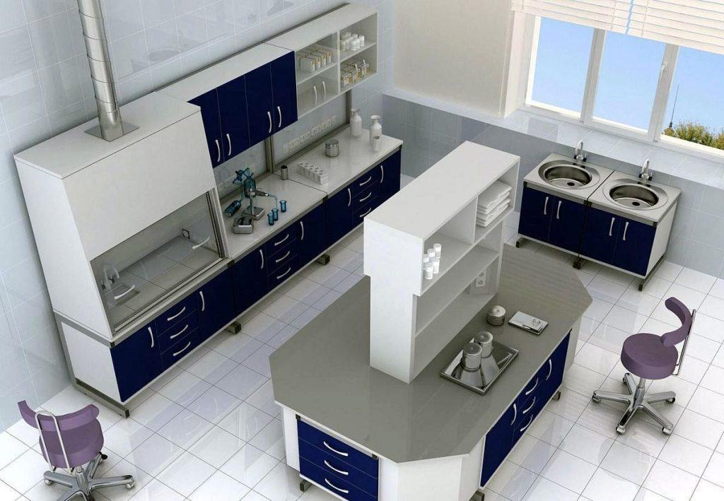 Купить лабораторную мебель