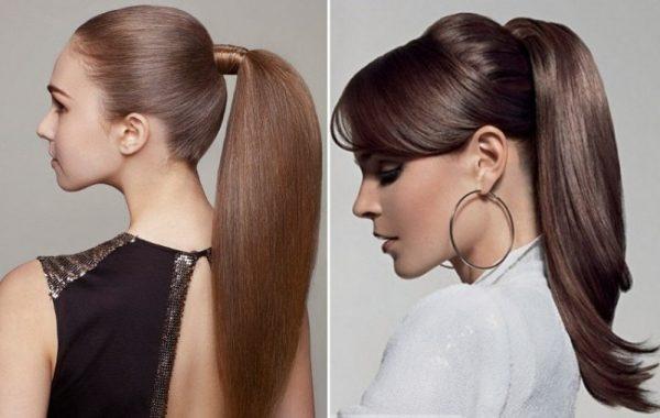Создание нового образа с помощью накладных волос