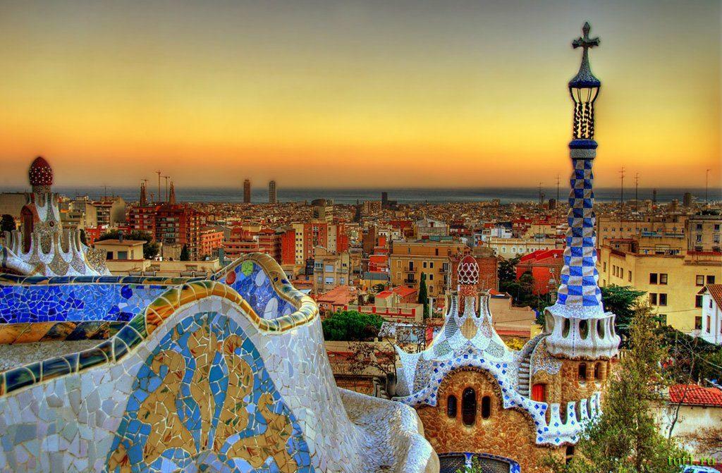 Барселона — город в Испании