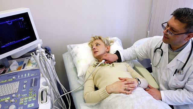 РАН: избыток гормонов щитовидки вызывает странные нарушения в работе печени