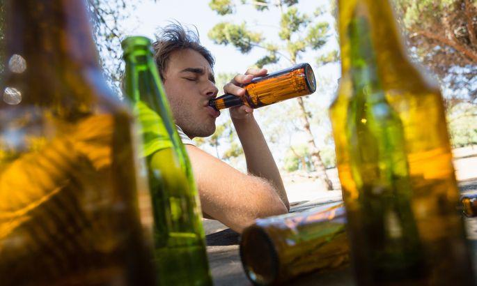 Выяснилось, сколько пьянок в год может выдержать сердце