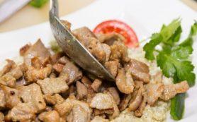 Белковая пища поможет укрепить сердце в старости