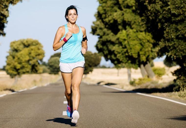 Пробежки и похудение