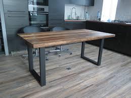 Столы в стиле лофт: функциональное украшение помещений