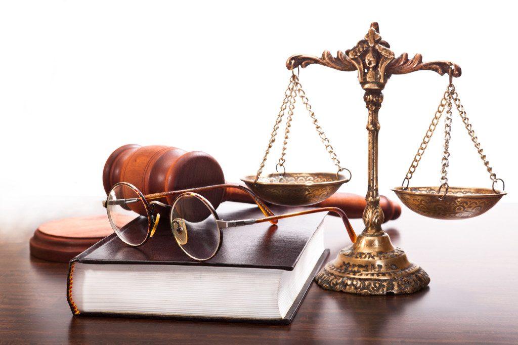 Классификация юридических услуг