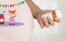 Причины одышки вовремя беременности