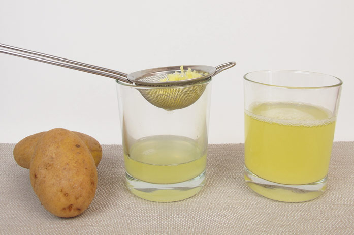 Чем полезен картофельный сок?