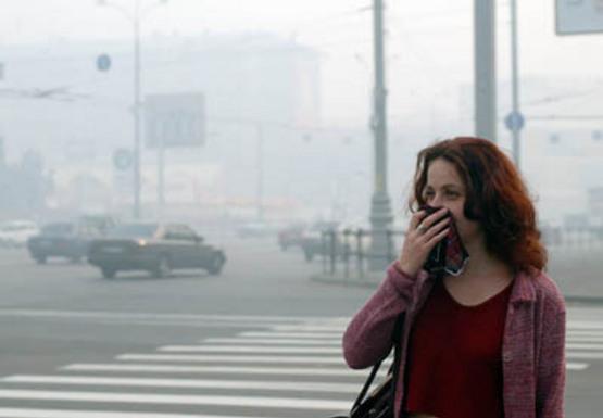 Загрязнение воздуха вызывает серьезные изменения в работе сердце