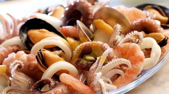 Употребление морепродуктов укрепит сосуды и продлит жизнь