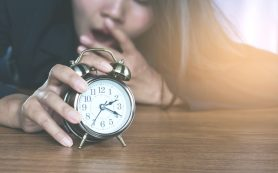 Сердце стареет от недосыпа