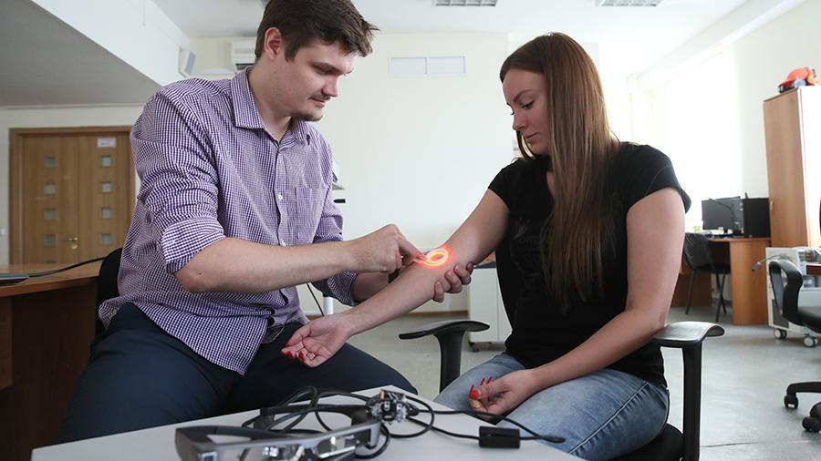 В России создадут аппарат для визуализации кровеносных сосудов