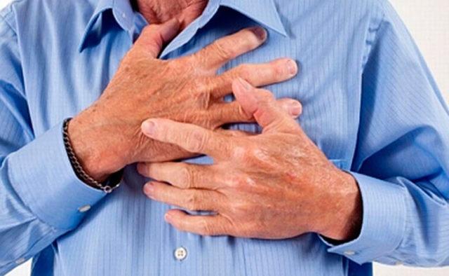 Инфаркт: признаки и первая помощь при приступе