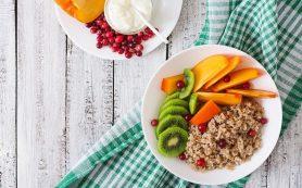 12 золотых правил здорового питания
