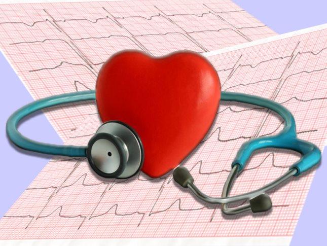 Когда сердце болит