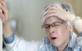 Названы первые шесть признаков развивающегося инсульта