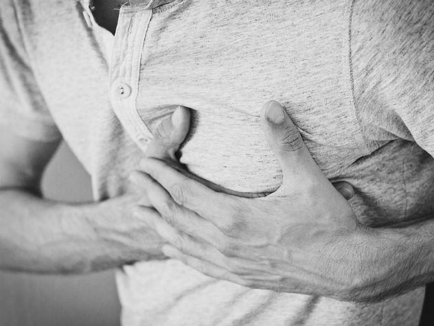 Мороз может спровоцировать сердечный приступ