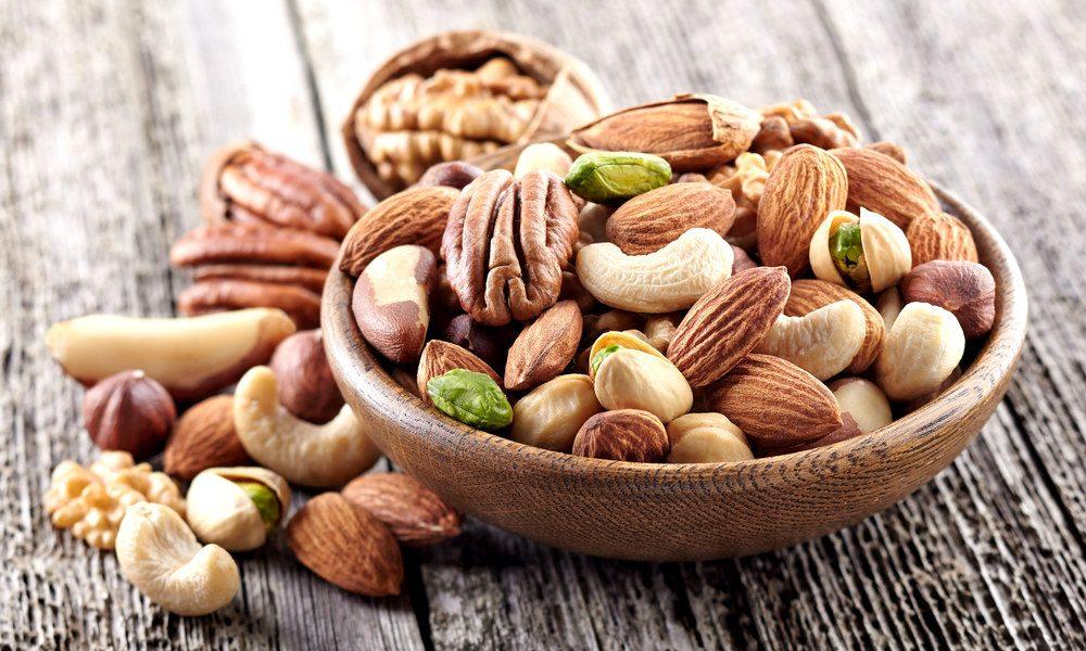 Орехи помогут бороться с лишним весом и защитить сердце