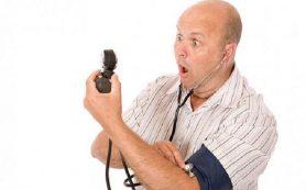 Главные ошибки при самостоятельном измерении артериального давления назвали специалисты