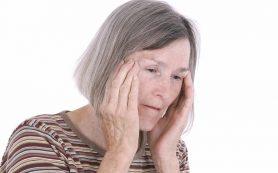 Старческий маразм — причины, симптомы, лечение
