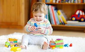 Игры для годовалого ребенка