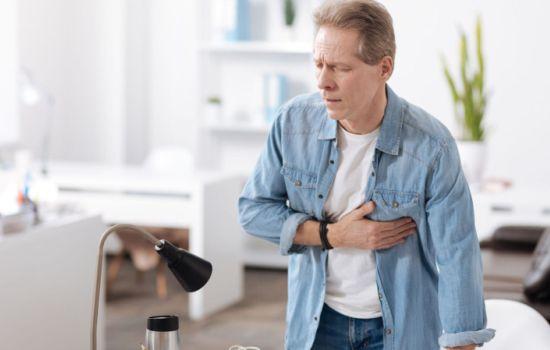Одышка может быть признаком серьезных недугов