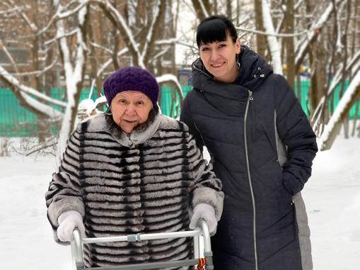 Благотворительный фонд помощи домам престарелых