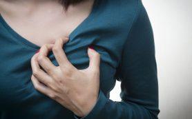 Среди молодых женщин выросли сердечные приступы