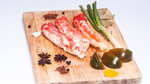 Мясо камчатского краба — деликатесный продукт