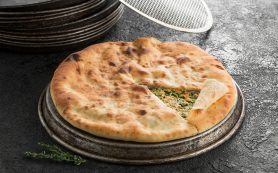 Вкуснейшие осетинские пироги с различными начинками и доставкой по Москве