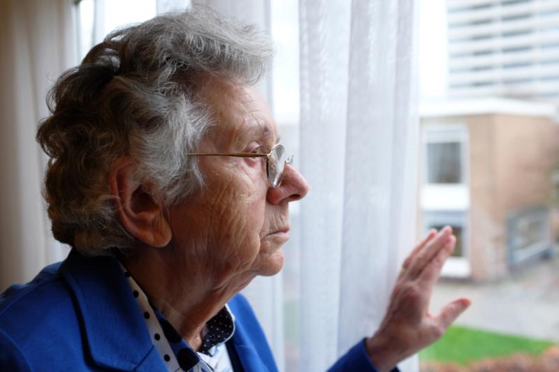 Одиночество может привести к гипертонии