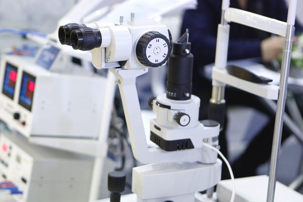Офтальмологическое оборудование: немецкие бренды, особенности и заказ для медцентров России