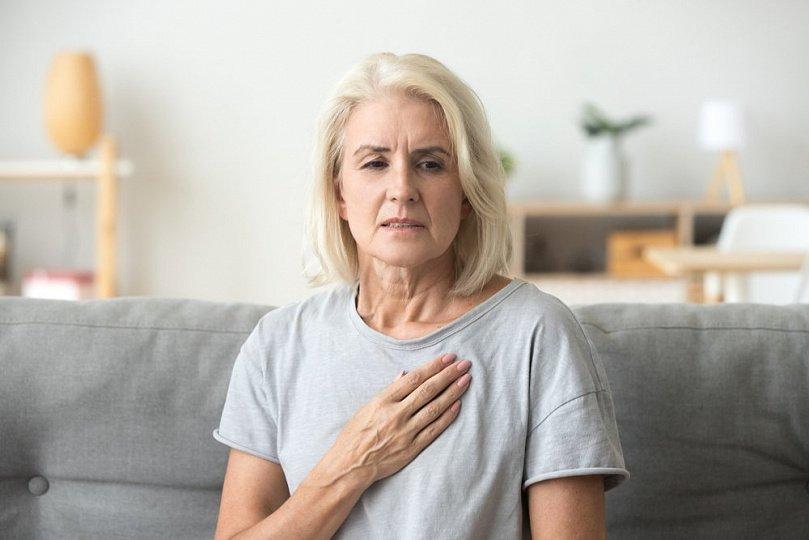 Назван фактор, повышающий риск инсульта на 45%