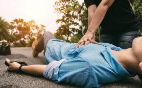 Неотложная помощь: инсульт, расстройства дыхания, ожоги