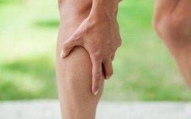 Первые симптомы тромба в ноге