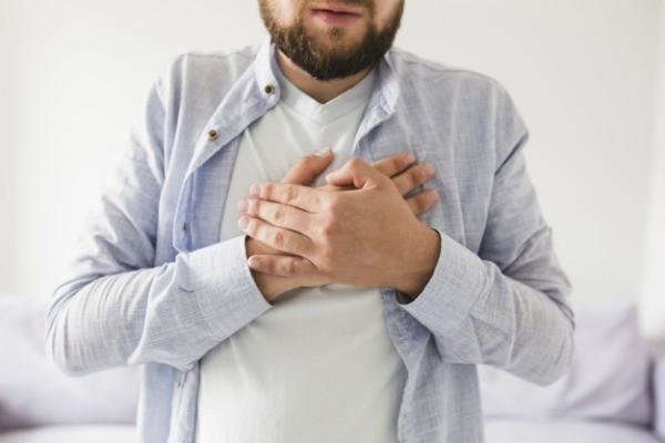 Боль в груди — проблема не с сердцем