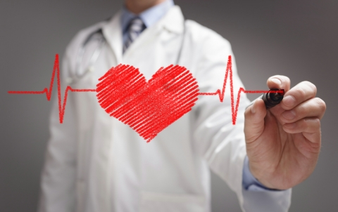 Лишний вес у мужчин в молодости грозит им инфарктом до 65 лет
