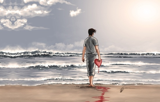Синдром Такоцубо: как расставание с любимыми разрывает сердце?
