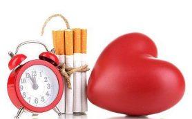 Исследование показало, что курение способствует утолщению стенок сердца и вызывает развитие сердечной недостаточности
