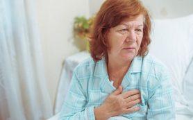 Женское сердце болит по-особому
