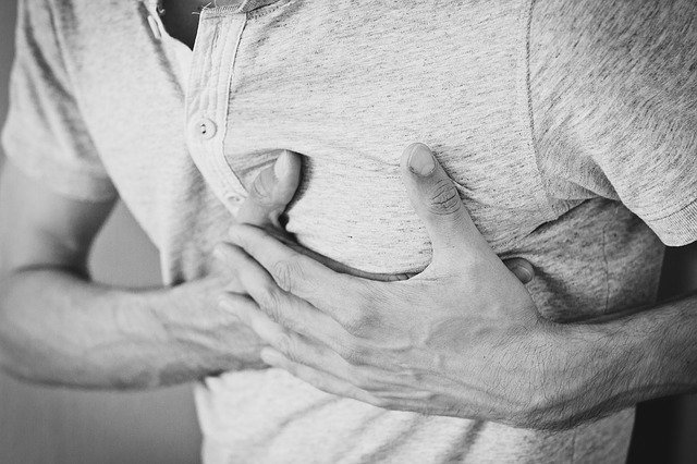 Врач рассказала о симптомах сердечного приступа