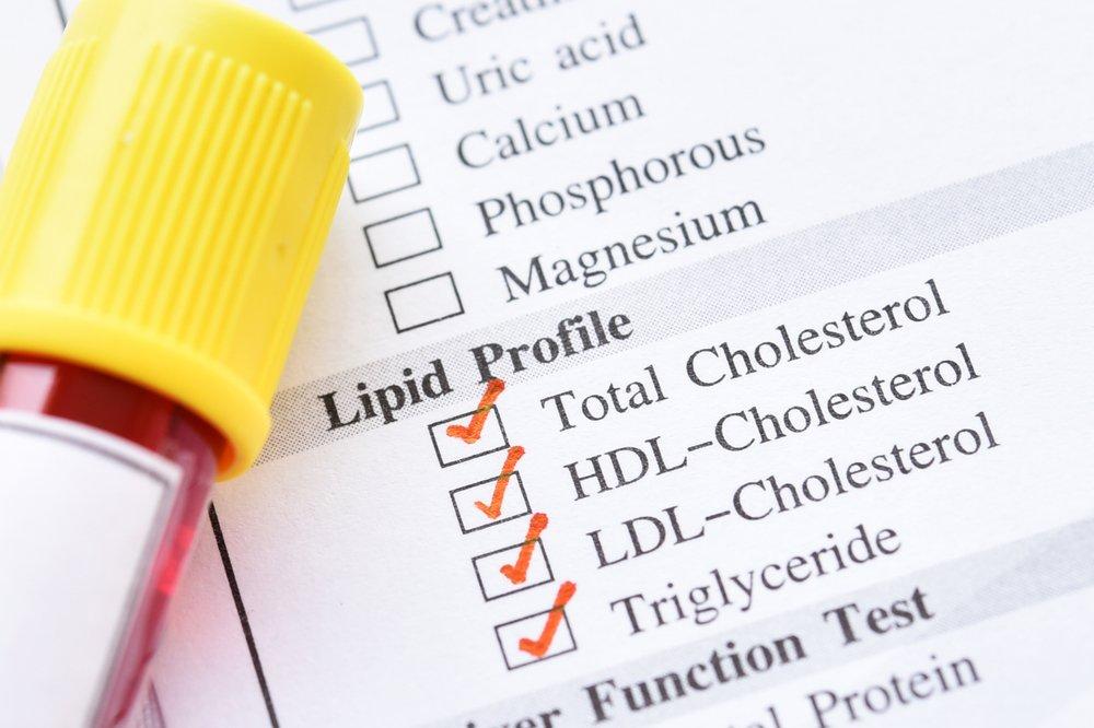 Ранний контроль холестерина снижает риски для сердца