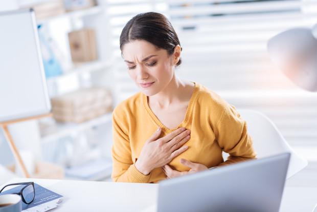 Колет сердце: что делать?